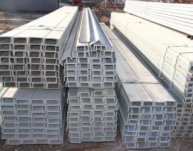 焦作镀锌槽钢